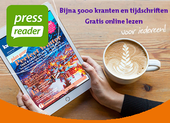 pressreader oranje